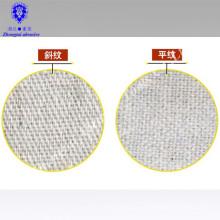 Twilled weave e tecido de esmeril abrasivo do weave liso