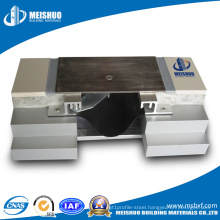 Recessed Install Aluminum Concrete Flooring Expansion Joint Cover Profile