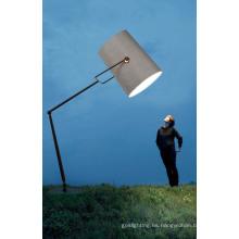 Nuevo diseño E14 lámpara de pie de pie de resina (3F0090W)