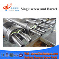 hot sale conical twin screw barrel for pvc extrusion