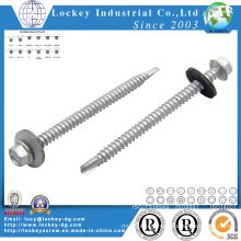 Hot DIP Galvanized Roofing Screw HDG Roofing Screw