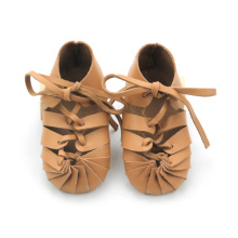 Fancy Leather Baby Barefoot Sandals Wholesales