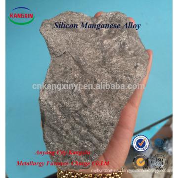 Alibaba expreso China de manganeso de silicio para la fabricación de acero