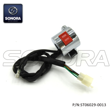 ZN50QT-E1 Retro Right Handel Switch EU2 & 3 avec lumière auto 5 câbles (P / N: ST06029-0013) Top Quality