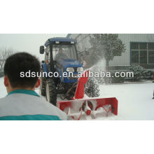 SD SUNCO Farm Tractor Snow Blower with CE Certificate Made in China