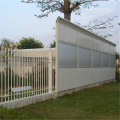 Highway sound Barrier Wall Noise Barrier Acrylic Sheet