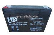 Storage Battery/Vrla Battery/Sla Battery/Gel Battery/Sealed Lead Acid Battery 6V7AH