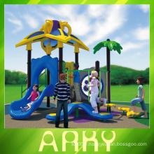 Arky structure de jeu en plein air personnalisée pour l'utilisation du parc