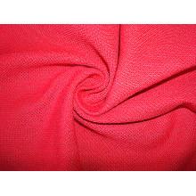 Tissu de piqué retardé par le feu de coton modacrylique
