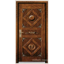 Chinese wooden door and metal doors for ghana