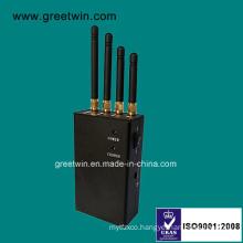 Wireless Camera Jammer/Portable Jammer/Vehicular Jamming Systems (GW-JN4)