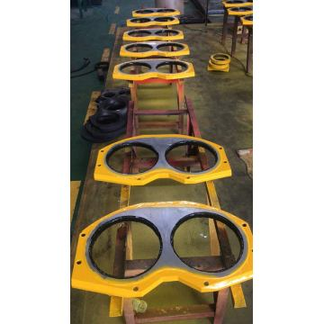 Concrete Pump Wear Plate