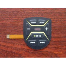 OEM PC 3C Electronic Tactile Membrane Touch Switch Customiz