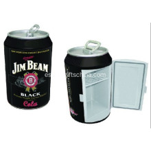 Mini refrigerador promocional Can Shape - Jim Beam