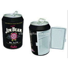 Promotional Can Shape Mini Fridge - Jim Beam