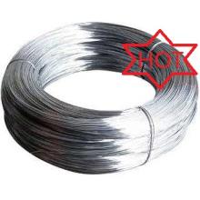 Alambre al por mayor del alambre galvanizado barato del alibaba / alambre galvanizado para la encuadernación