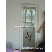 Aluminum Bathroom Door Design (A-B-D-Design-001)