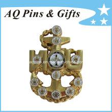 Moedas comemorativas do ouro da promoção do costume (coin-075)