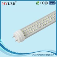 Inner Aluminum Exterior Térmica Conductiva Plástico 22W Led Tubo Luz T8 1.5m 30000 hrs Lifespan