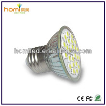 Projecteur LED boîtier de verre