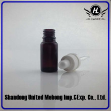 30ml 1oz amber essential oil bottle with child proof dropper cap