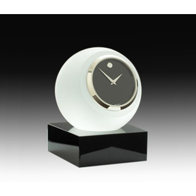 Black Crystal Base Lowest Price Crystal Clock