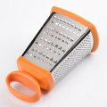 Box Grater 4-Sided Stainless Steel Multi-Purpose Grater