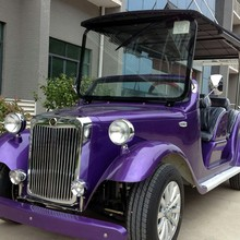 Customize electeic powered classic golf cart