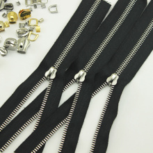 New Material Teeth Metal No. 10 Zipper Yard