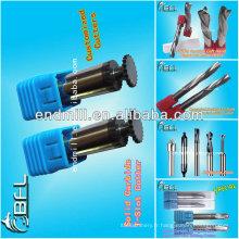 Carbure solide de tungstène BFL fresa cnc, fresas, fresques cnc