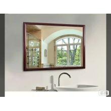 Fábrica personalizada siver baño espejo con precio bajo