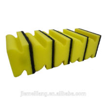kitchen sponge scouring pad&sponge scourer scouring pad