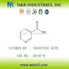 Vitamina PP VITAMINA B3 ÁCIDO NICOTINICO / Niacina