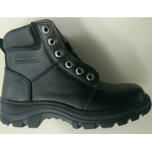 Good Quality Steel Midsole Man Safety shoes wholesale steel toe cap
