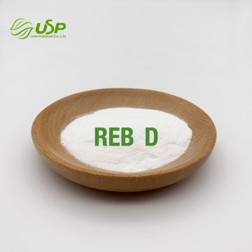 Чистый сыпучий порошок стевии без калорий RD95%