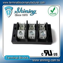 TGP-050-03A Connecteur de borne d'aluminium de 500 pôles Quick Connect