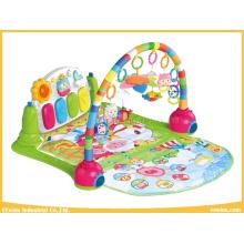 Qualität und Sicherheit Kick & Play Piano Gym Toys Babyspielmatte mit 4 Muster für Baby