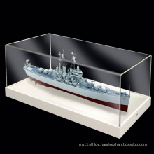 Acrylic Display Case for Models, Perspex Model Box
