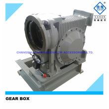 Canon ascenseur moteur réducteur