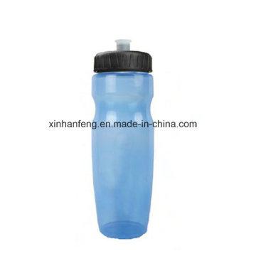 PE garrafa de água de bicicleta ao ar livre (HBT-031)