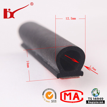 Sponge Rubber Sealing Strips with 3m Adhesive