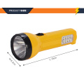 Latest home essential mini high power solar flash light for sale