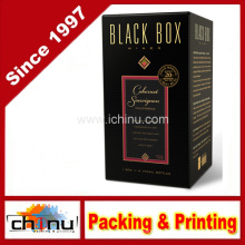 Caixa de papel de embalagem de papel especial (1213)