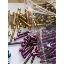 titanium purple bolts