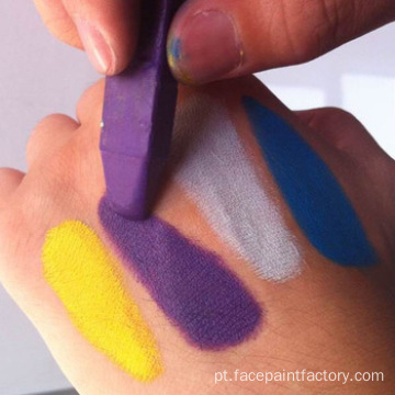 Pintura Multi Color Face Painting Crayons de pintura