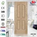 Four Panels CE Certificate Ash Veneer Door Skin