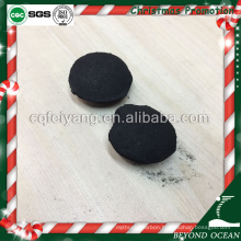 2017 5*3cm Round Hardwood Charcoal For BBQ