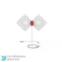 Yetnorson TV-Antenne für den Innenbereich mit F / SMA-Anschluss