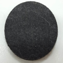 1000g Sqm 100% Polyester Fiber Needle Punched Felt