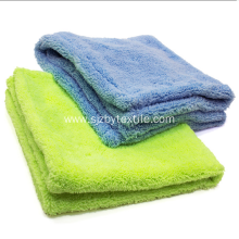 High Quality Microfiber Twist Towel Terry Cloth Towel